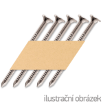 Papier-Streifennägel 34° 4,0 x 50 Ring ANKER verzinkt