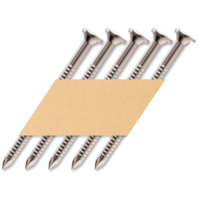 Streifennägel papiergebunden Ankernägel 34° (Kammnägel 34°)