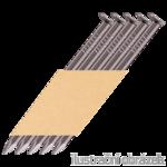 Streifennägel 34° D-Kopf 2,8 x 50 mm glatt, blank