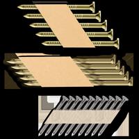 Streifennägel papiergebunden 34°