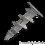 Gipskartondübel 10x35, Aluminium