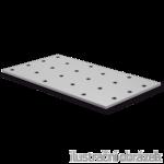 Lochplatten 80x160x2,0