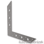 L - Flachverbinder 170x170x33x2,0