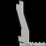 Holz-Eisen HE Anker Typ1 55x165x3,0