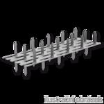 Nagelplatte,  beiderseitig 35x84x1,5