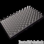 Nagelplatte 24x105x1,0