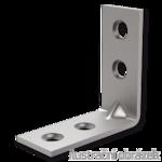Winkelverbinder 90° Typ 4 für Möbel 16x35x35x1,5