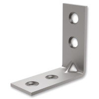 Winkelverbinder 90° Typ 4 - für Möbel