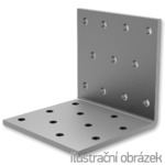 Winkelverbinder 90° Typ 1 80x80x120x2,5