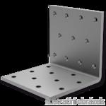 Winkelverbinder 90° Typ 1 80x80x80x2,5