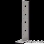 Winkelverbinder 90° Typ 3 80x40x60x3