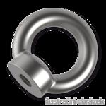 Ringmutter DIN 582 M10, verzinkt
