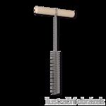 Stahlbürsten zur Bohrlochreinigung Ø30