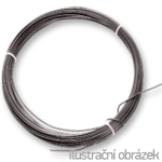 schwarz geglühter Draht CB 3,1 mm in 5 Kgs Ringen