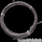 Draht 1,0 mm Ring zu 2 Kg schwarz, geglüht