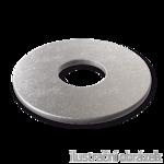 Scheiben. Außendurchmesser = 3x Schraubendurchmesser, M10 FeZn DIN 9021