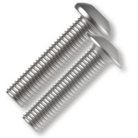 Linsenschrauben ISO 7380/73080-2 Kl.10.9 mit Innensechskannt