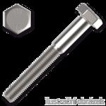 Sechskantschrauben DIN931 M20x110, Kl.8.8, verzinkt