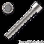 Zylinderschrauben mit Innensechskant M6x25 DIN 912 8.8 verzinkt
