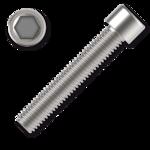 Zylinderschrauben mit Innensechskant M4x30 DIN 912 8.8 verzinkt