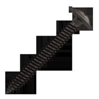 Schnellbauschrauben Feingewinde mit Flachrundkopf