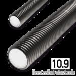 Gewindestange DIN976 M24x1000, Kl.10.9, blank