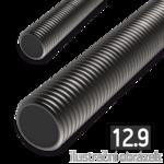Gewindestange DIN976 M24x1000, Kl.12.9, blank