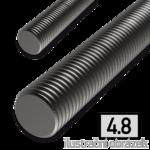 Gewindestange DIN976 M16x1000, Kl.4.8, blank
