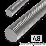 Gewindestange DIN976 M14x1000, Kl.4.8, verzinkt