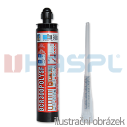 Injektionsmörtel Bossong BCR POLY SF 300ml