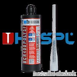 Injektionsmörtel Bossong BCR POLY SF 400ml