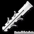 Universaldübel mit Rand, Nylon 8x40mm - 1/2