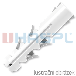 Hmoždinka UPA standard 14x75mm nylon - 1