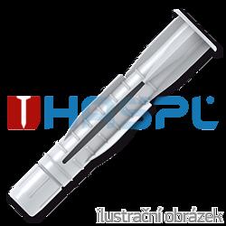 Hohlraumdübel mit Rand UHL 10x61mm, Nylon - 1
