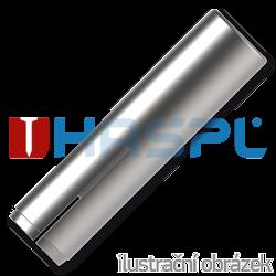 Einschlaganker, Stahl verzinkt 8x25, M6 - 1