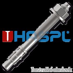 Bolzenanker LSB 12x300mm, verzinkt - 1
