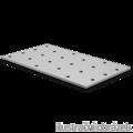 Lochplatten 40x120x2,0 - 1/3
