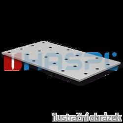 Lochplatten 80x1200x2 - 1