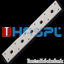 Verbindungsplatte 40x100x3,0 - 1