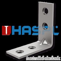 Winkelverbinder 90° Typ 4 für Möbel 16x35x35x1,5 - 1