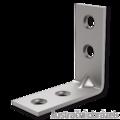 Winkelverbinder 90° Typ 4 für Möbel 16x35x35x1,5 - 1/3