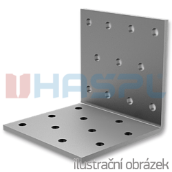 Winkelverbinder 90° Typ 1 40x60x60x2,0 - 1