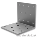 Winkelverbinder 90° Typ 1 40x120x120x3,0 - 1/3