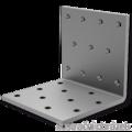 Winkelverbinder 90° Typ 1 100x100x100x2,5 - 1/3