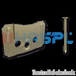Profilholzkrallen KB3 - 1