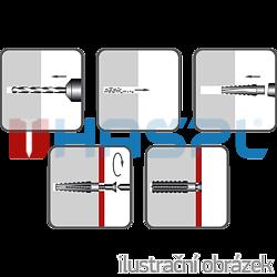 Hmoždinka plechová HP 10x60mm - 2