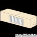Lochplatten 100x240x2,0 - 2/3