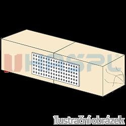 Lochplatten 80x400x2,0 - 2