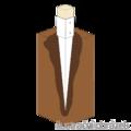 Einschlag-Bodenhülse 90x90x900 - 2/3