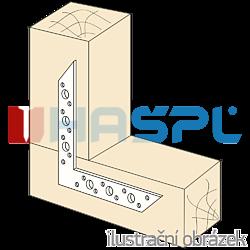 L - Flachverbinder 130x130x32x2,0 - 2